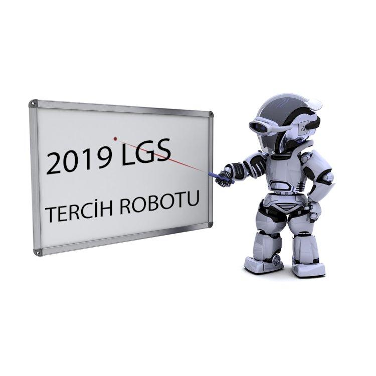 2019 LGS Tercih Robotu